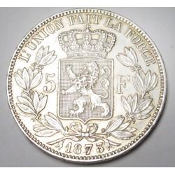 5 francs 1873