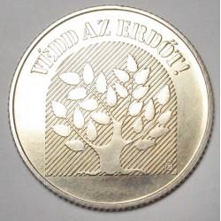 20 forint 1984 - Forestry for development