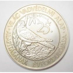 50 forint 1988 - WWF anniversary