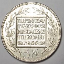 5 kronor 1966 - Constitunional Reform