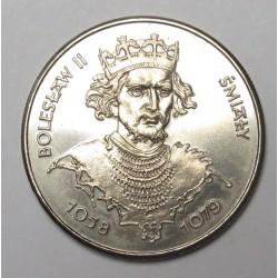50 zlotych 1981 - Boleslaw II.