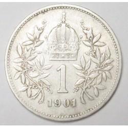 1 corona 1901