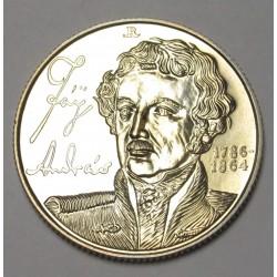 100 forint 1986 - Fáy András