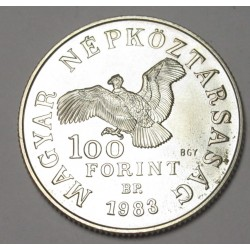 100 forint 1983 - Simon Bolivar