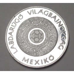 Commemorative Coin issued for the Mexican Football World Cup PROOF