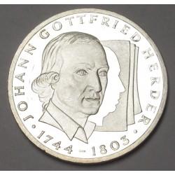 10 mark 1994 G PP - Johann Gottfried Herder