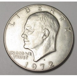 1 dollar 1972 D