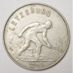 1 franc 1955