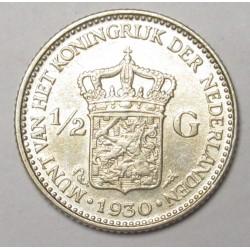 1/2 gulden 1930