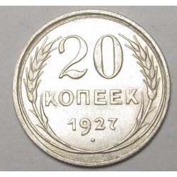 20 kopeks 1927