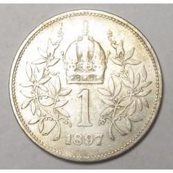 1 corona 1897