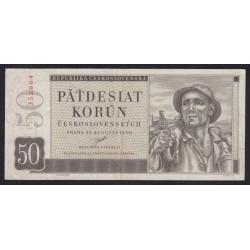 50 korun 1950