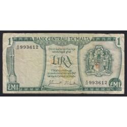 1 lira 1973