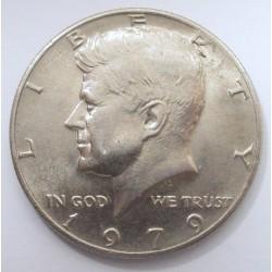 half dollar 1979