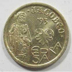5 pesetas 1993 - Anniversary of St. James