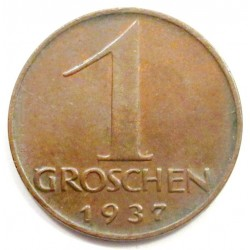 1 groschen 1937