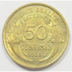 50 centimes 1938