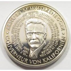1 dollar 2003 PP - Arnold Schwarzenegger