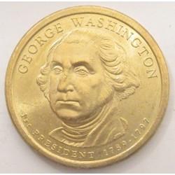 1 dollar 2007 - Washington