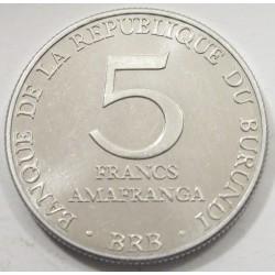 5 francs 1980