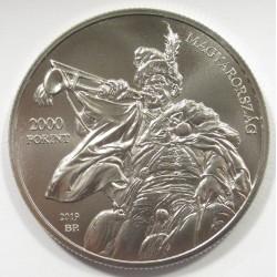 2000 forint 2019 - Benczúr