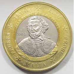 1 euro 2003 - SPECIMEN