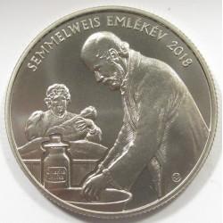 2000 forint 2018 - Semmelweis