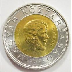 100 forint 2002 - Kossuth without a dash