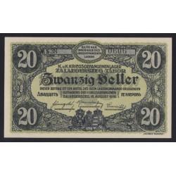 20 heller/fillér 1916 - Zalaegerszeg