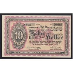 10 heller/fillér 1916 - Boldogasszony