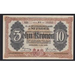 10 kronen/korona 1916 - Nezsider