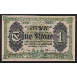 1 krone/korona 1916 - Nezsider
