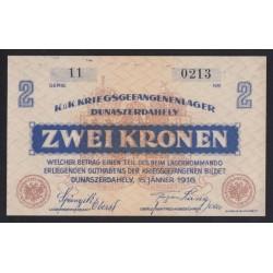 2 kronen/korona 1916 - Dunaszerdahely