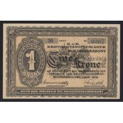 1 krone/korona 1916 - Boldogasszony