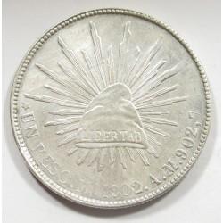1 peso 1902