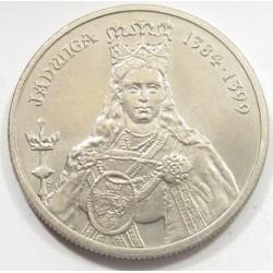 100 zlotych 1988 - Jadwiga queen