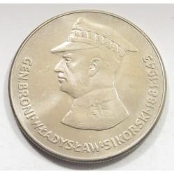 50 zlotych 1981 - Sikorski
