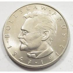 10 zlotych 1977 - Boleslaw Prus