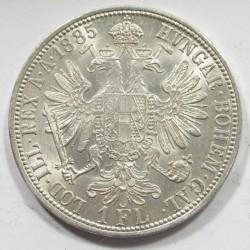 1 florin 1885