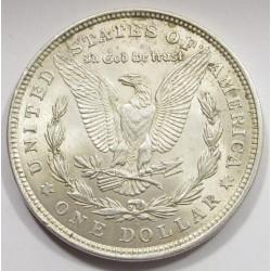 Morgan dollar 1921