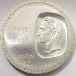 10 bolivares 1973 - Simon Bolivar