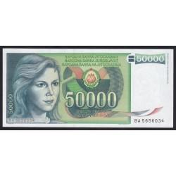 50000 dinara 1988