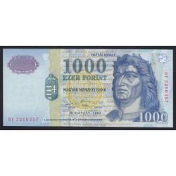 1000 forint 1998 DF