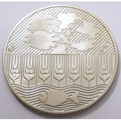100 forint 1985 - FAO