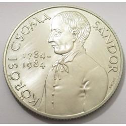 100 forint 1984 - Kõrösi