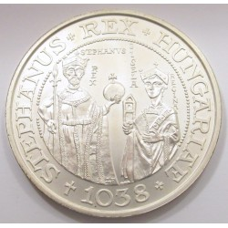 500 forint 1988 - St. Stephen