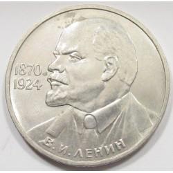 1 rubel 1985 - Lenin