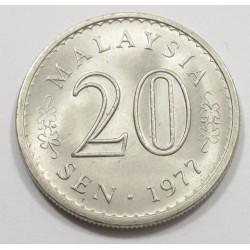 20 sen 1977