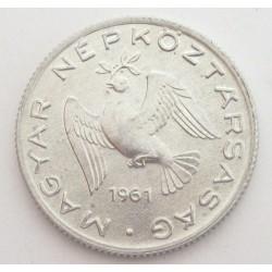 10 fillér 1961