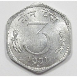 3 paise 1971